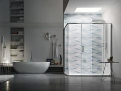 Arcom, S6 | Box doccia con porta scorrevole  Box doccia con porta scorrevole