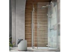 Arcom, S6 | Box doccia con porta a battente  Box doccia con porta a battente
