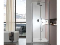 Arcom, S6 | Box doccia con porta a soffietto  Box doccia con porta a soffietto