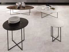 Tavolino in marmo da salottoSABI | Tavolino in marmo - DÉSIRÉE DIVANI