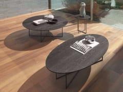 Tavolino in rovere da salottoSABI | Tavolino in rovere - DÉSIRÉE DIVANI