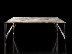 Tavolo rettangolare in pietraSAETTA - H-07