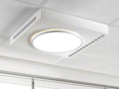 Sistema a luce UV-C per la sanificazione continua dell'ariaSAFE SPACE - ENGI