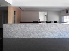 Rivestimento tridimensionale in marmoSAHARA - LITHOS DESIGN