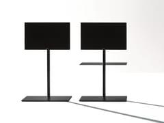 Supporto per monitor/TV in acciaio a pavimento SAIL 301 - Sail
