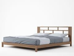 Letto king size in legno masselloSAKAE | Letto king size - KARPENTER