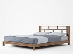 Letto queen size in legno masselloSAKAE | Letto queen size - KARPENTER