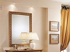 Specchio rettangolare da parete con corniceROSSINI | Specchio - ARVESTYLE