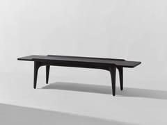 Tavolino basso in rovere con vano contenitoreSALK   Tavolino rettangolare - DISTRICT EIGHT DESIGN CO.