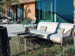 Tavolino alto da giardino rotondo in laminatoSALLY | Tavolino alto - CORO