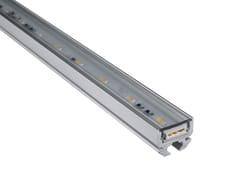 Profilo per illuminazione lineare in alluminioSAMTA - ADHARA