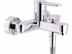 Miscelatore per vasca a muro con aeratoreSAND | Miscelatore per vasca - CARLO NOBILI RUBINETTERIE