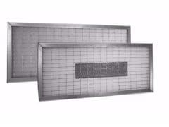 Filtro per ventilconvettore elettrostatico antibattericoSANIFIL® - FINTEK