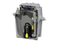 Stazione di sollevamento automatica per acque reflueSANIFOS 250 - SFA ITALIA