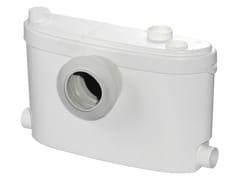 Sanitrit, SANISLIM Trituratore di scarico per bagno
