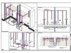 Software per progettare e disegnare reti idrico-sanitarie CYPEPLUMBING Sanitary Systems -