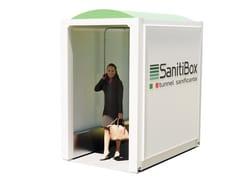 Tunnel per la sanificazione di persone e merciSANITIBOX - SPRECH