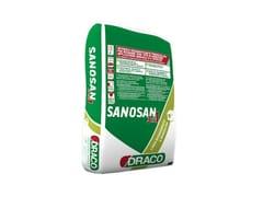 DRACO, SANOSAN 3in1 Intonaco deumidificante