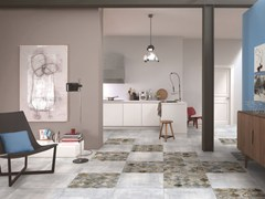 Pavimento/rivestimento in ceramicaSANTORINI - ABSOLUT PARTNERS