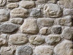 Rivestimento in pietra ricostruitaSASSO FIUME P14 | Bianco Terra - GEOPIETRA