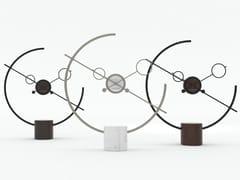 Orologio da tavoloSATURNO - MATERIUM