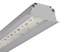 Barra a LED in alluminio da incassoSAX - ADHARA