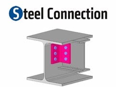 Calcolo struttura metallica SC - Steel Connection - S.T.A. DATA
