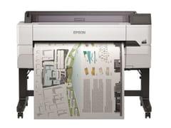 Stampante professionale di grande formato per disegni CADSureColor SC-T5400 - EPSON ITALIA