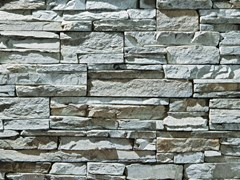 Rivestimento in pietra ricostruitaSCAGLIA P16 | Bianco Carrara - GEOPIETRA