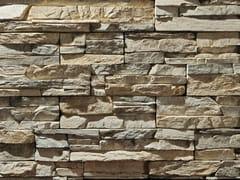 Rivestimento in pietra ricostruitaSCAGLIA P16 | Bianco Reale - GEOPIETRA