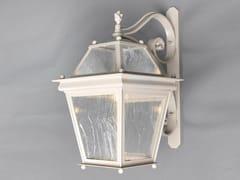 Lampada da parete per esterno a luce diretta in ferroSCALA   Lampada da parete per esterno in ferro - OFFICINACIANI DI CATERINA CIANI & CO.
