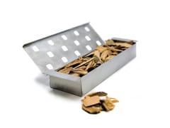 Accessorio per barbecue in acciaioSCATOLA PER AFFUMICATURA - BROIL KING ITALIA • MAGI&CO