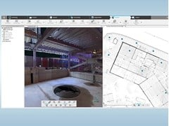CAM2 - Gruppo FARO, SCENE 2019 Software per elaborazione e gestione dati scansione laser3D