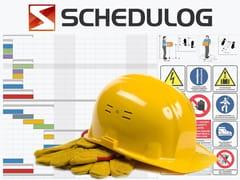 LOGICAL SOFT, SCHEDULOG Compilazione piani sicurezza (POS,PSC,DUVRI,GANTT,CSE,PIMUS)