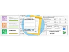 Preventivi e contratti SuperbonusSCHEDULOG COMPENSI 110 - LOGICAL SOFT
