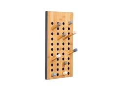 Appendiabiti da parete in bambùSCOREBOARD SMALL VERTICAL - WE DO WOOD