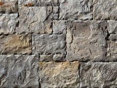 Rivestimento in pietra ricostruitaSCOZZESE P07 | Grigio Terra - GEOPIETRA