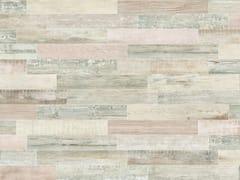 Pavimento/rivestimento in gres porcellanato a tutta massa effetto legnoSCRAPWOOD Air - ITALGRANITI