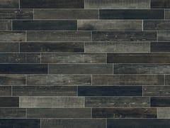 Italgraniti, SCRAPWOOD Coke Pavimento/rivestimento in gres porcellanato a tutta massa effetto legno