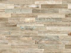 Pavimento/rivestimento in gres porcellanato a tutta massa effetto legnoSCRAPWOOD Light - ITALGRANITI