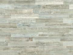 Pavimento/rivestimento in gres porcellanato a tutta massa effetto legnoSCRAPWOOD Wind - ITALGRANITI