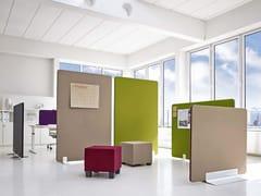 Divisorio ufficio freestandingSCREEN | Divisorio ufficio - FEBRÜ BÜROMÖBEL
