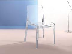 Sedia in plastica in stile modernoSD300 - DEVINA NAIS