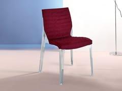 Sedia in plastica con cuscino integratoSD301 - DEVINA NAIS