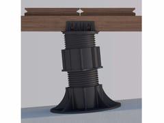 Sistema modulare per pavimento sopraelevato SE - ETERNO per qualsiasi travetto - Woodeck