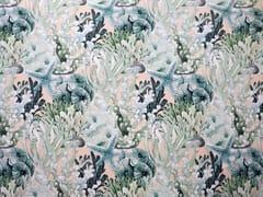 Tessuto lavabile in poliestereSEALIFE VELVET - ALDECO, INTERIOR FABRICS