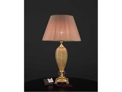 Lampada da tavolo in cristalloSECRET LG1 - EUROLUCE LAMPADARI