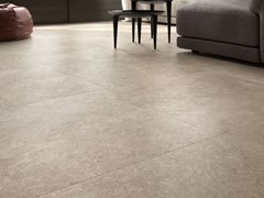 COTTO D'ESTE, SECRET STONE - SHADOW GREY Pavimento/rivestimento in gres porcellanato effetto pietra