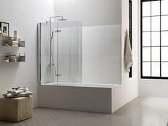 Parete per vasca pieghevole in vetroSEI | Parete per vasca pieghevole - ARBLU