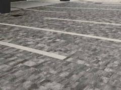 Massello autobloccante in calcestruzzoSELCE 21 - GRANITI - RB BAGATTINI